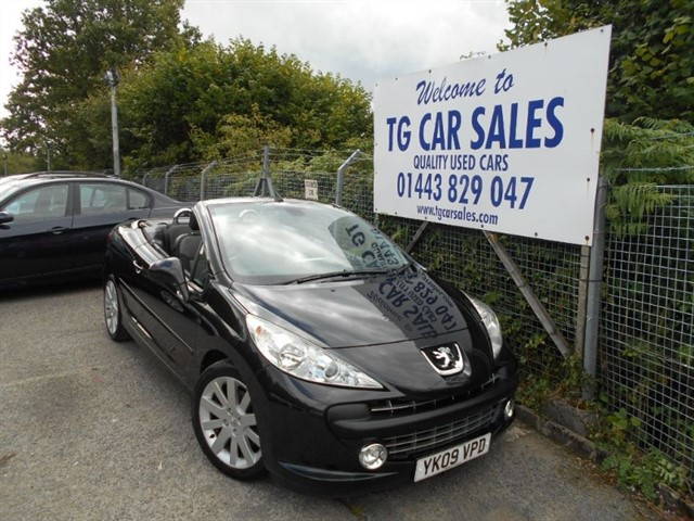 used Peugeot 207 GT CC in blackwood-gwent