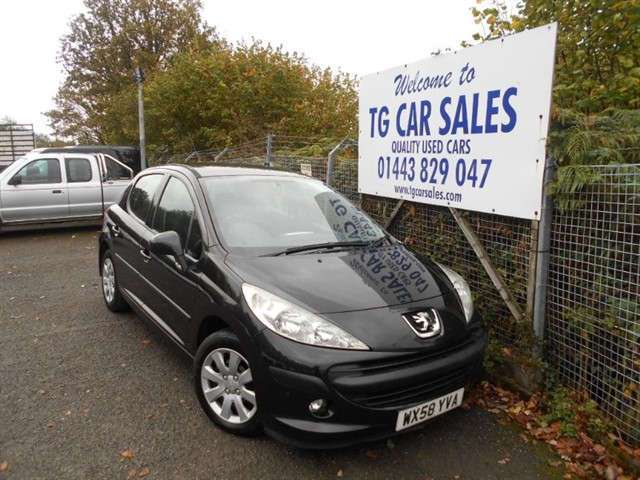 used Peugeot 207 S HDI 68 in blackwood-gwent