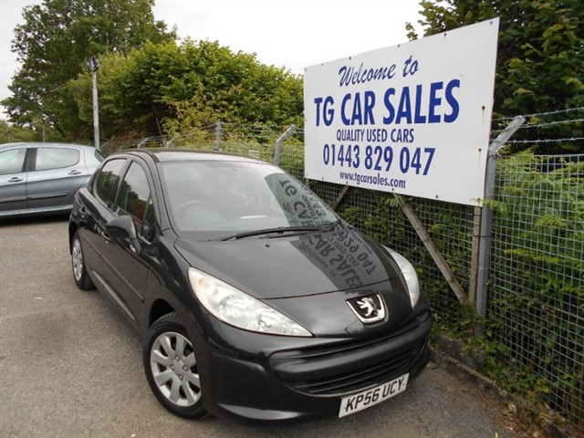 used Peugeot 207 S in blackwood-gwent