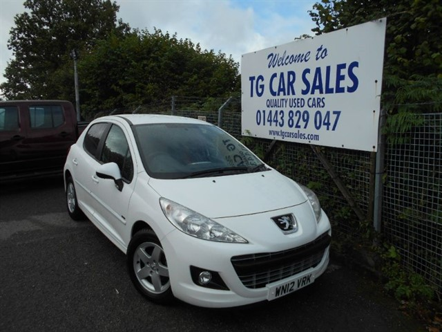 used Peugeot 207 Sportium in blackwood-gwent