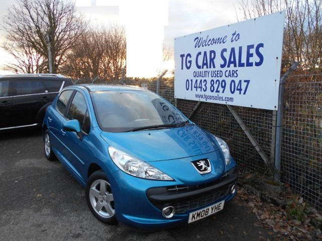 used Peugeot 207 Sport  in blackwood-gwent