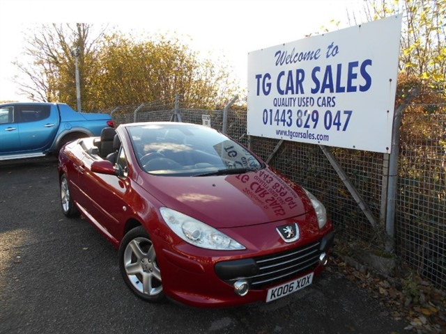 used Peugeot 307 Sport HDI CC in blackwood-gwent