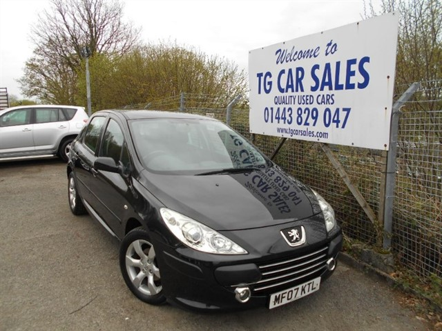 used Peugeot 307 S in blackwood-gwent