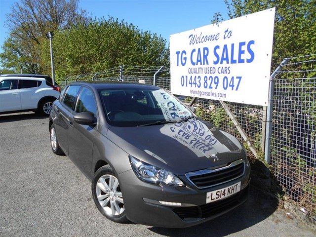 used Peugeot 308 HDI Active in blackwood-gwent