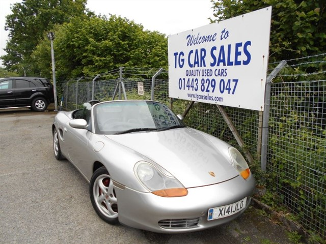 used Porsche Boxster  in blackwood-gwent