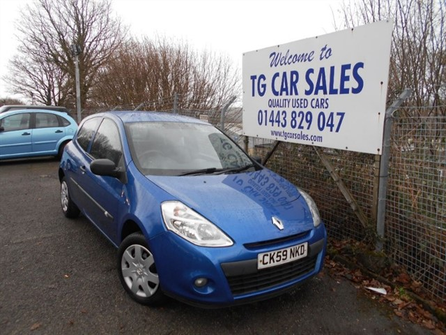 used Renault Clio Extreme  in blackwood-gwent