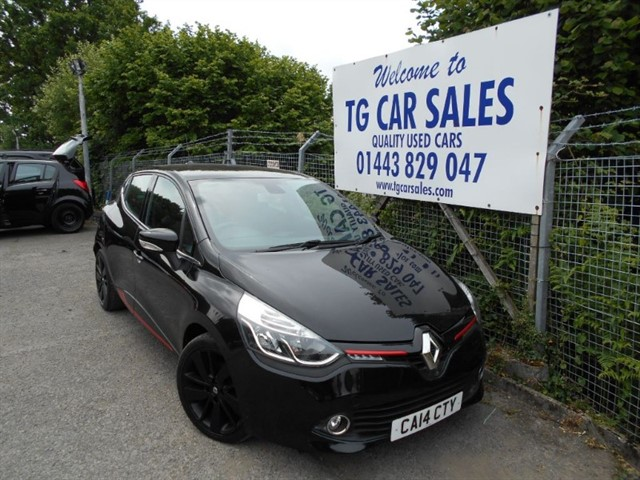 used Renault Clio Dynamique S MediaNAV Energy TCE S/S in blackwood-gwent