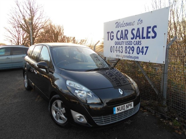 used Renault Grand Scenic Dynamique TOMTOM DCI in blackwood-gwent