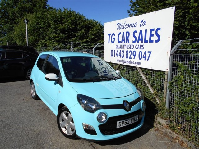 used Renault Twingo Dynamique in blackwood-gwent
