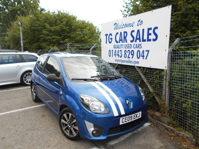 used Renault Twingo Extreme 60 in blackwood-gwent