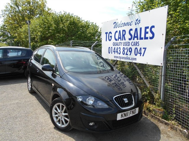 used SEAT Altea XL SE TSI in blackwood-gwent