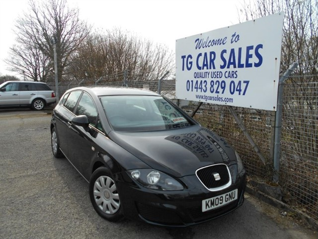 used SEAT Leon Ecomotive TDI S in blackwood-gwent