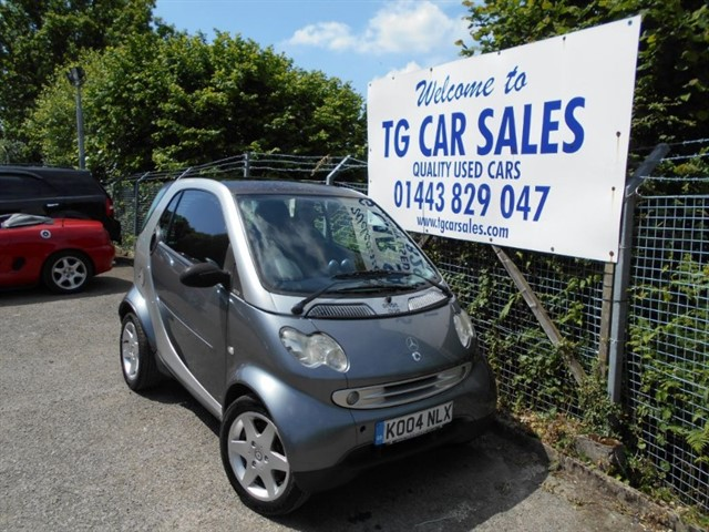 used Smart Car Fortwo Pulse SOFTIP in blackwood-gwent