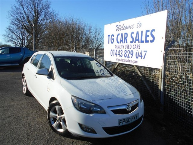 used Vauxhall Astra SRI CDTI in blackwood-gwent