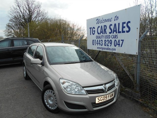 used Vauxhall Astra Life A/C in blackwood-gwent