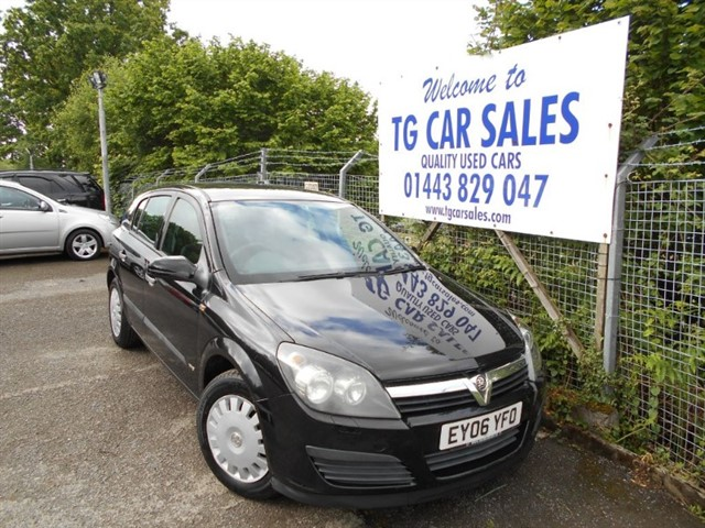 used Vauxhall Astra Life 16V Twinport in blackwood-gwent