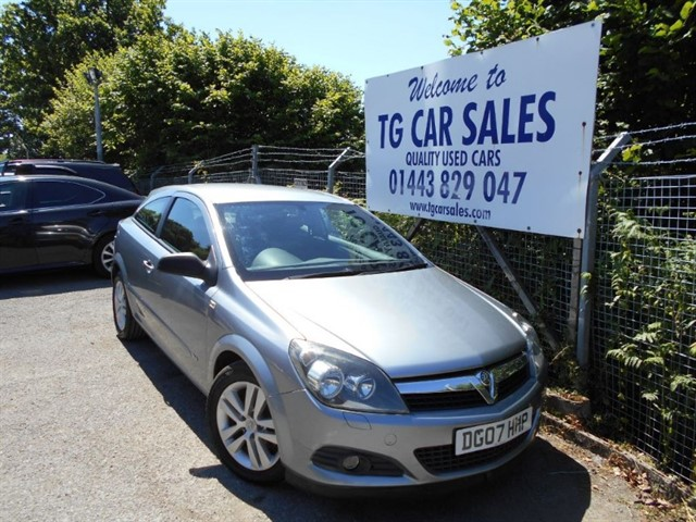 used Vauxhall Astra SXI in blackwood-gwent