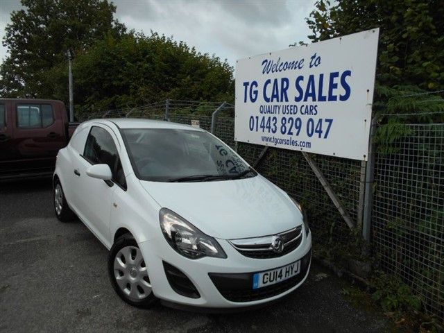 used Vauxhall Corsa CDTI Ecoflex S/S in blackwood-gwent