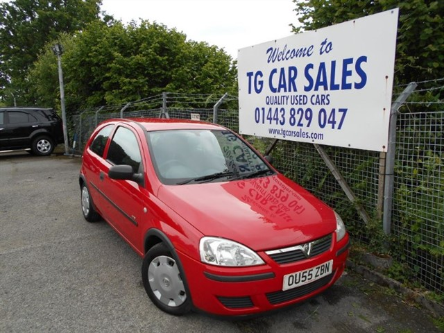 used Vauxhall Corsa Life 12V Twinport in blackwood-gwent