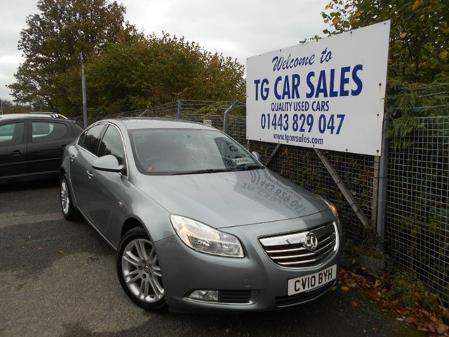 used Vauxhall Insignia Exclusiv CDTI 160 in blackwood-gwent