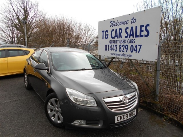 used Vauxhall Insignia SRI in blackwood-gwent