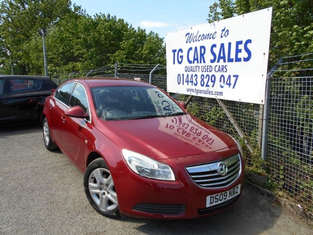 used Vauxhall Insignia Exclusiv in blackwood-gwent