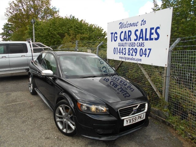used Volvo C30 D Sport in blackwood-gwent