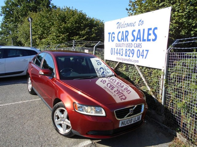 used Volvo S40 S D in blackwood-gwent