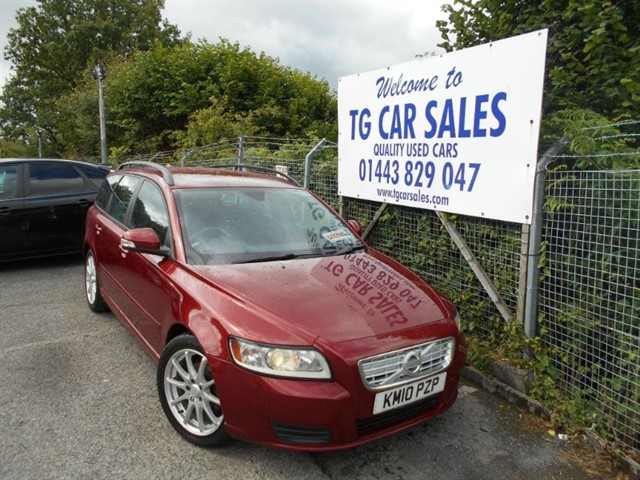 used Volvo V50 D Drive S in blackwood-gwent