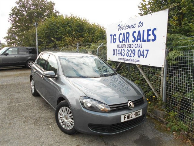 used VW Golf S TDI in blackwood-gwent