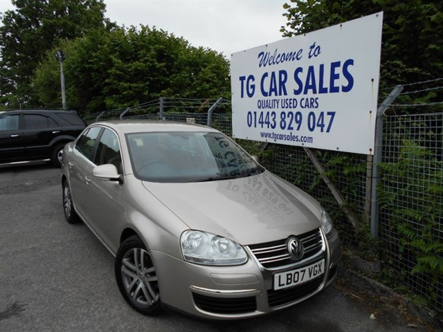 used VW Jetta SE TDI in blackwood-gwent