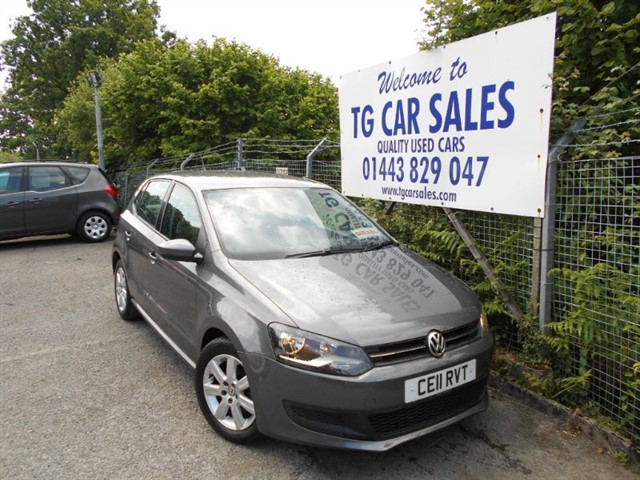 used VW Polo SE TDI 75 in blackwood-gwent
