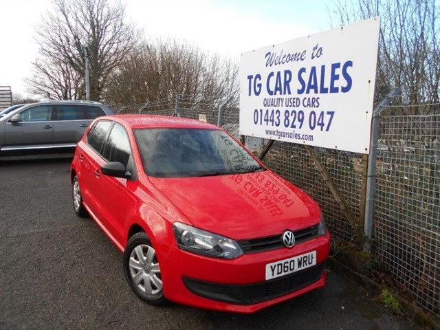 used VW Polo S in blackwood-gwent