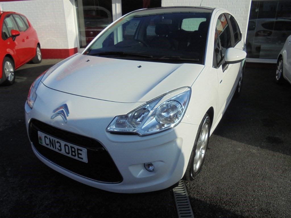 used Citroen C3 E-HDI EXCLUSIVE in in-swansea