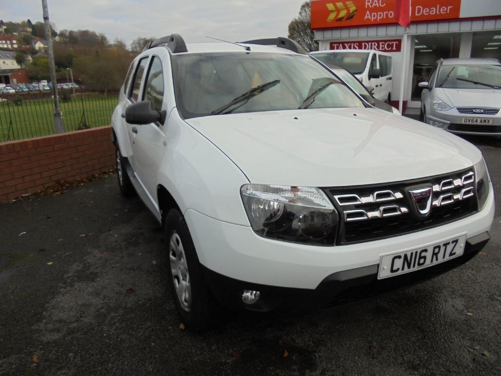 used Dacia Duster AMBIANCE DCI in in-swansea