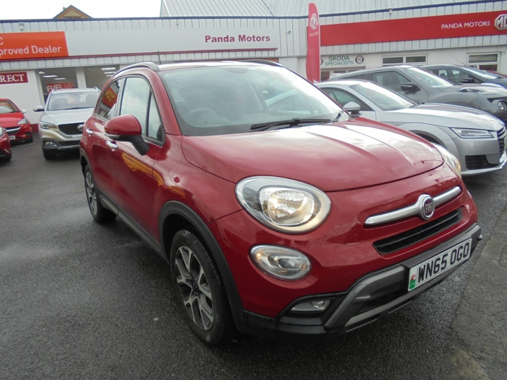 used Fiat 500X MULTIAIR CROSS in in-swansea