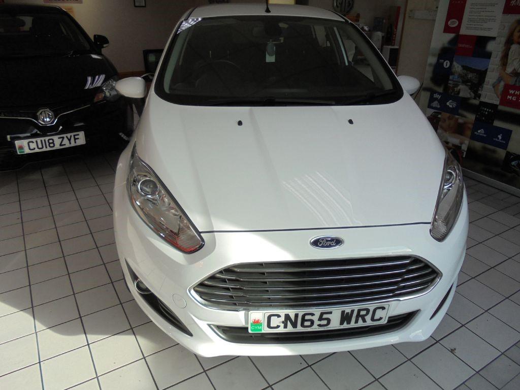 used Ford Fiesta TITANIUM in in-swansea