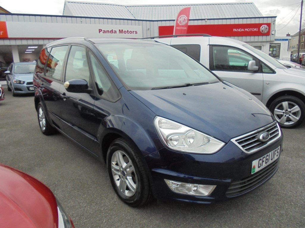 used Ford Galaxy ZETEC TDCI in in-swansea