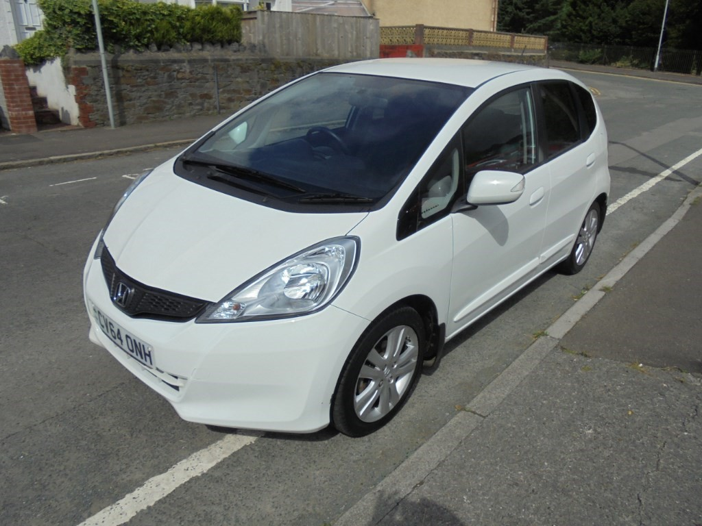 used Honda Jazz I-VTEC ES PLUS in in-swansea