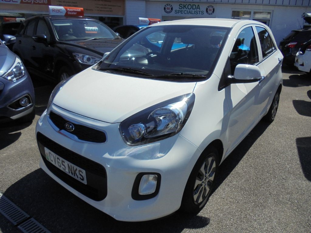 used Kia Picanto 2 in in-swansea