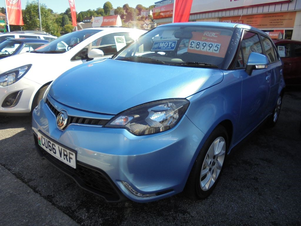 used MG 3 3 FORM SPORT VTI-TECH in in-swansea