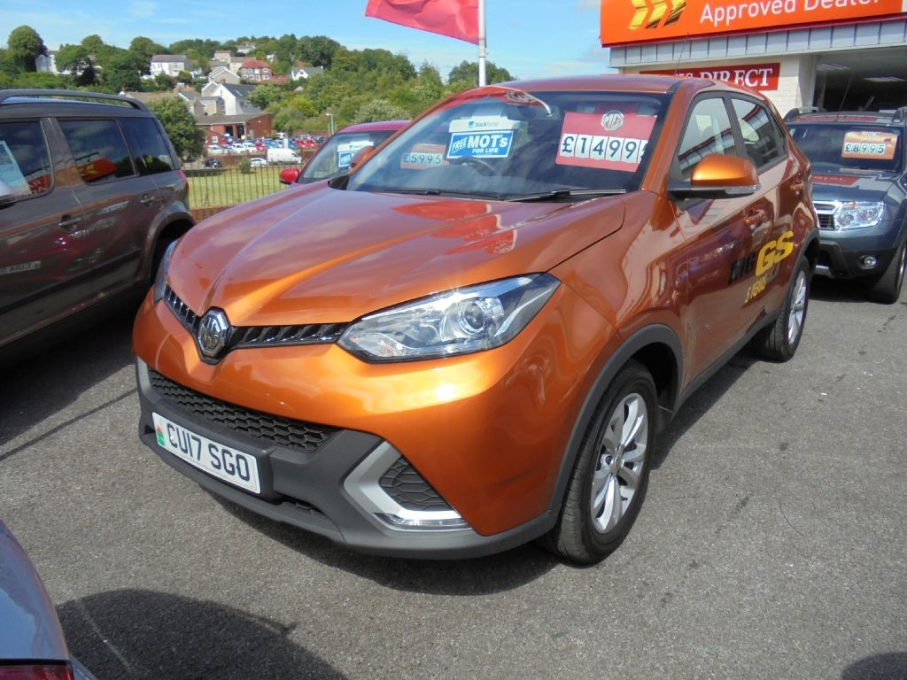 used MG GS EXCITE in in-swansea