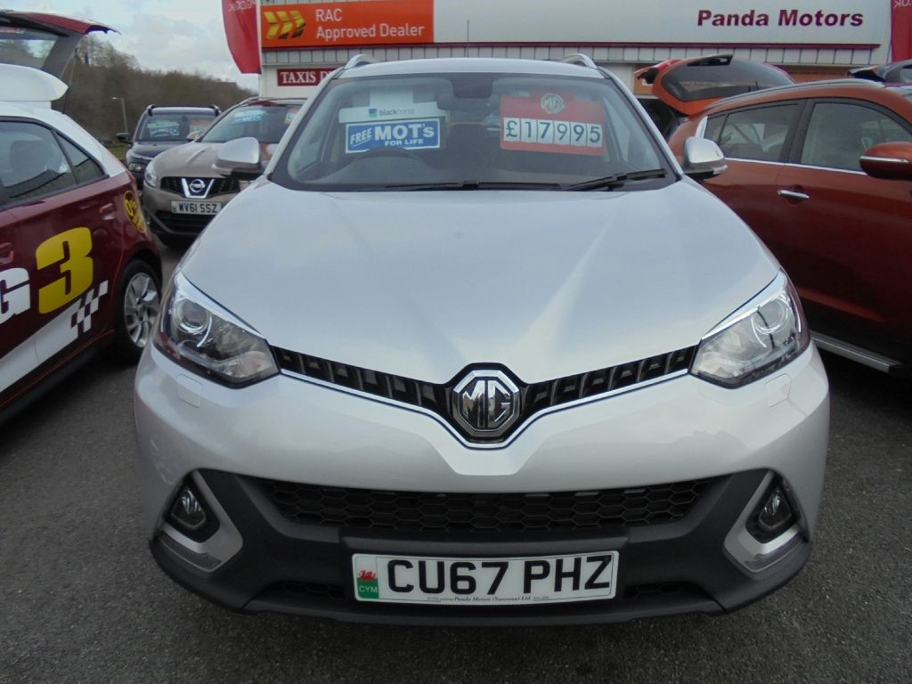 used MG GS EXCLUSIVE DCT in in-swansea