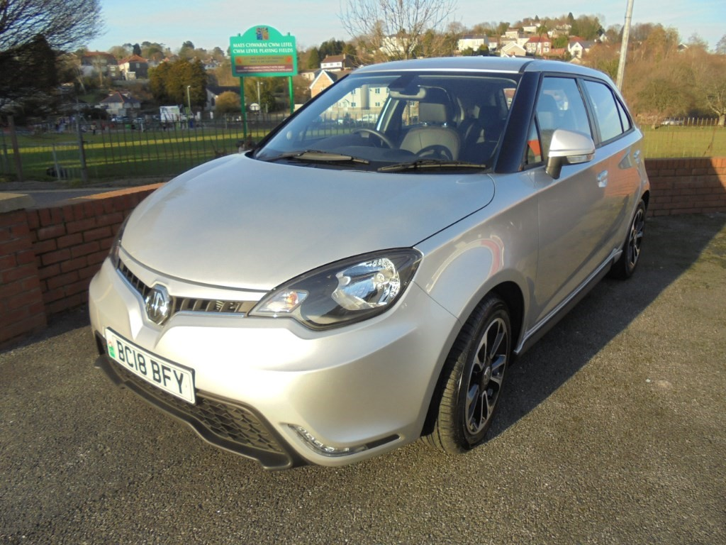 used MG 3 STYLE PLUS VTI-TECH in in-swansea