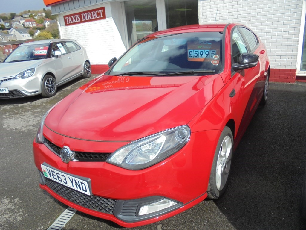 used MG 6 SE GT in in-swansea