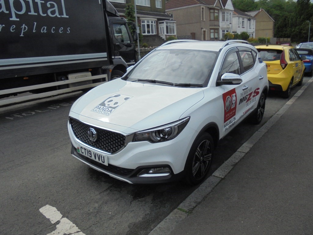 used MG ZS EXCLUSIVE in in-swansea