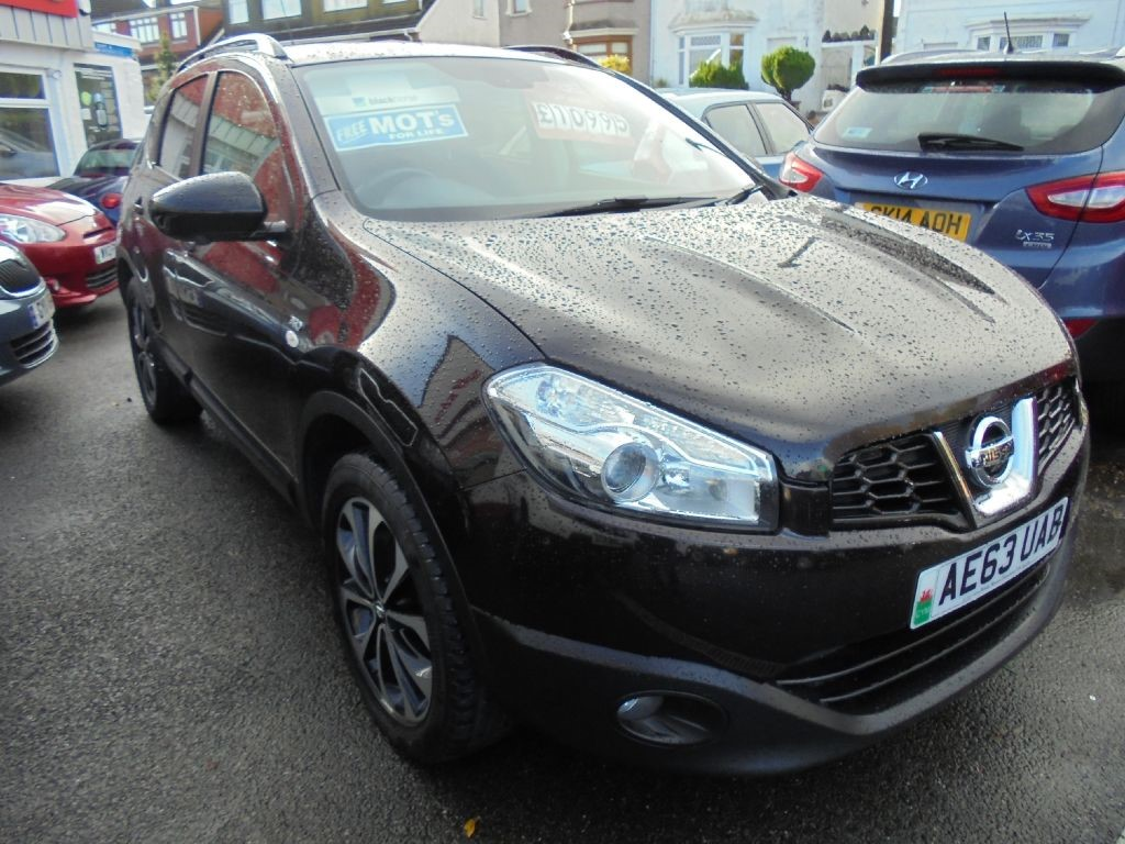 used Nissan Qashqai DCI 360 in in-swansea