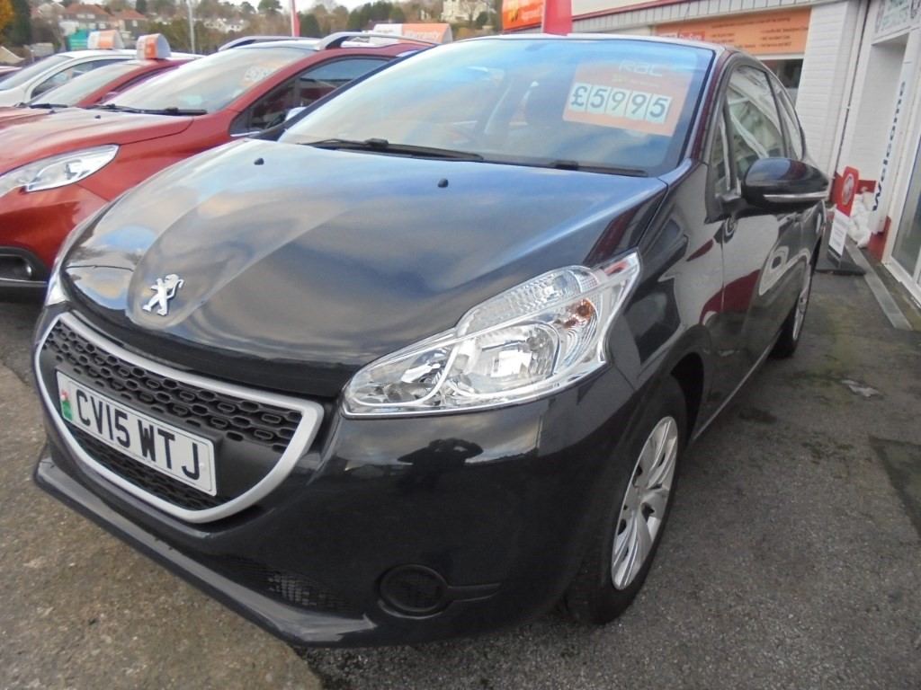 used Peugeot 208 ACCESS PLUS in in-swansea