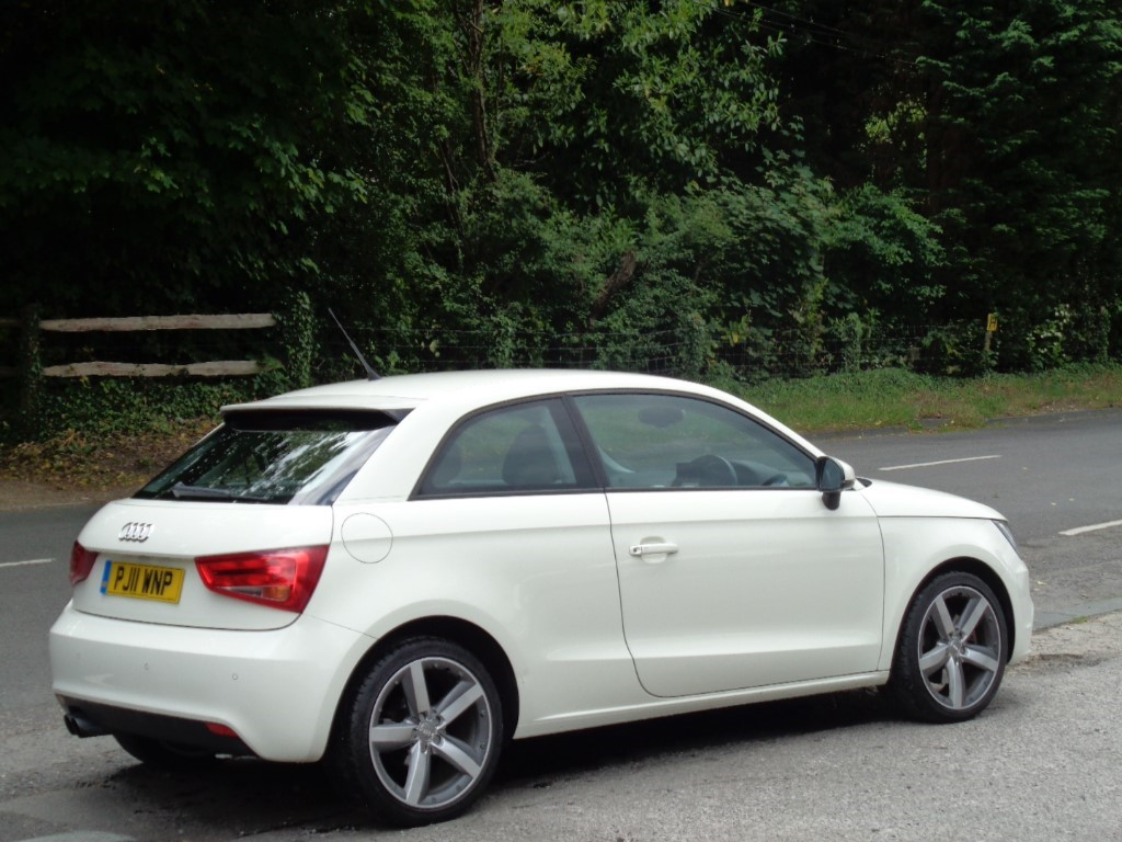 Audi A1 | Summit Cars | Surrey