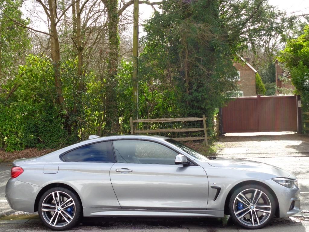 BMW 435d | Summit Cars | Surrey
